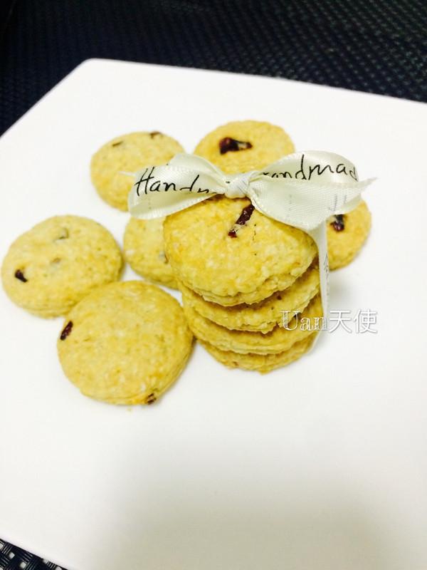 燕麦低糖饼干