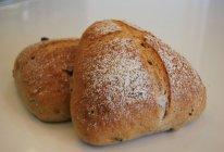 红酒蔓越莓面包健康欧式面包的做法