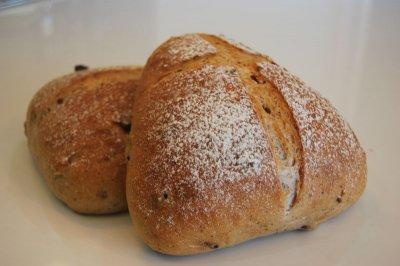 红酒蔓越莓面包健康欧式面包