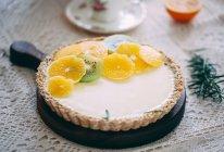 【独创】香橙燕麦芝士(奶酪)塔(冷藏法)的做法