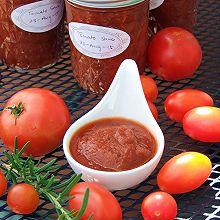 自制罐头番茄酱