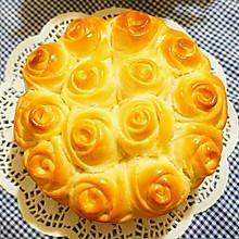 香橙面包花