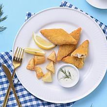 麦乐鱼香酥鱼块
