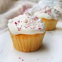 玫瑰奶油小蛋糕的做法图解14