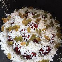 八宝饭(糯米饭,镜糕)的做法图解6