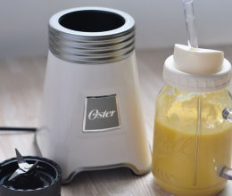 【Oster 夏日清凉系列】芒果椰浆汁 润泽肌肤的做法