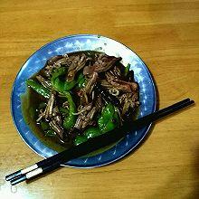 青椒鱿鱼翅