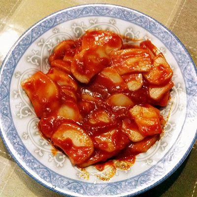 韩式炒年糕(步骤图)