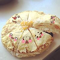 榴莲芒果千层蛋糕的做法图解6