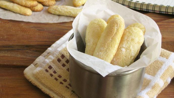 手指饼干––提拉米苏必备