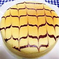 满口细腻的椰香轻乳酪#长帝烘焙节#的做法图解4
