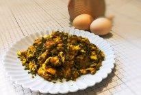 #换着花样吃早餐#香椿炒蛋的做法
