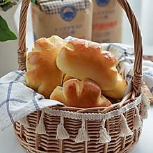 #夏日撩人滋味# 波兰种肉松小面包