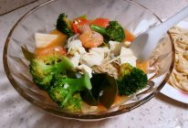 海鲜蔬菜汤的做法