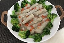 #少盐饮食 轻松生活#竹荪酿肉的做法