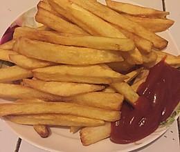薯条的做法