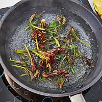 饭合 | 鲜虾口蘑香椿卷儿的做法图解5