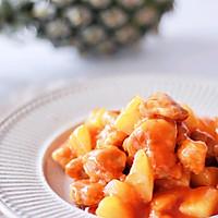 【一食呓语】菠萝咕咾肉的做法图解17