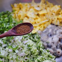 #甜粽VS咸粽,你是哪一党?#海蛎子西葫芦饺子的做法图解10