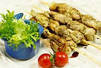 教你Get鸡肉串的地中海式吃法!的做法