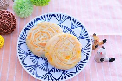 鲜香南瓜馅饼 宝宝辅食食谱