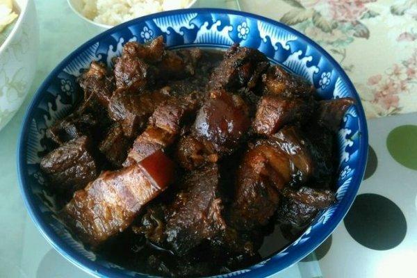 红烧肉(软糯超快秘方)的做法