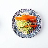 『家夏』快手菜 简易版凉拌鸡丝 好吃易做零失败的做法图解4