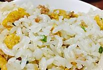 海胆炒饭(有海胆鲜味,无腥味)的做法