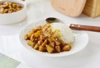 咖喱土豆鸡块的做法