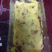 马苏里拉奶酪焗红薯