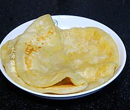 #全电厨王料理挑战赛热力开战!#千层油饼的做法