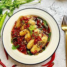 #美食新势力#双椒捞汁鸡,可以冷吃的鸡