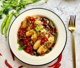 #美食新势力#双椒捞汁鸡,可以冷吃的鸡的做法