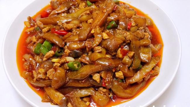 #巨下饭的家常菜#肉末茄子的做法