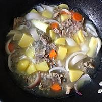 咖喱牛腩饭的做法图解10