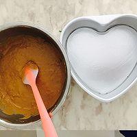 养生补血的红糖红枣心形发糕的做法图解4