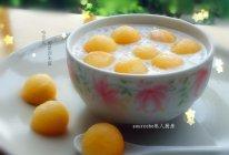 #夏日素食#哈密瓜,椰浆西米露的做法