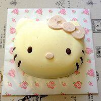 Hello Kitty 酸奶乳酪慕斯蛋糕的做法图解38