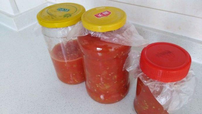 有机西红柿酱