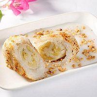 越南小吃——香蕉糯米团的做法图解7