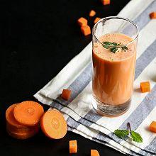 苹果萝卜牛奶汁