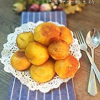 #儿童甜品#炸红薯球的做法图解12