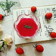 番茄火龙果汁#花10分钟,做一道菜!#