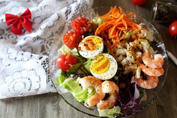 重口味与小清新:酱油蔬菜沙拉