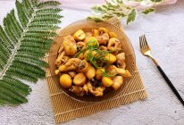 #肉食者联盟#板栗蒸鸡的做法