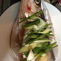 清蒸白鱼的做法图解2