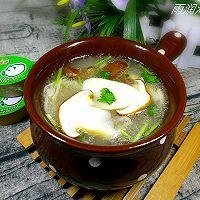 菌菇汤#浓汤宝火锅英雄争霸赛#