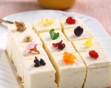 豆腐冻芝士蛋糕的做法