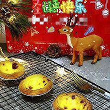 """圣诞节美味,外酥里嫩的葡式蛋挞#甜蜜暖冬,""""焙""""感幸福#"""