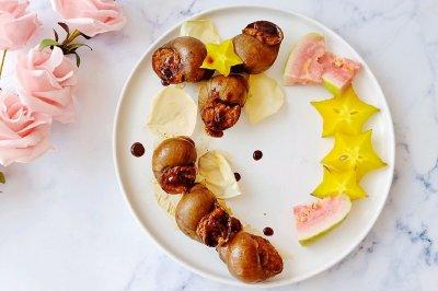 金屋藏娇--田螺塞肉#馅儿料美食,哪种最好吃#